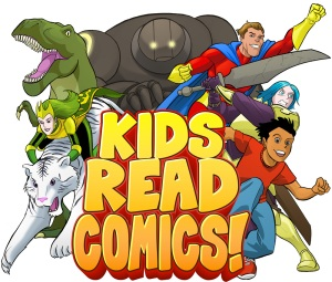 Kids-Read-Comics