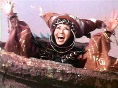 Power Rangers Rita Repulsa
