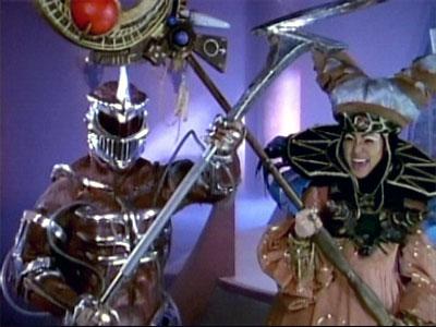 Rita and Lord Zedd