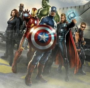Movie Avengers Assemble
