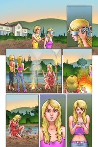 My Demonic Sweet 16 Page 1