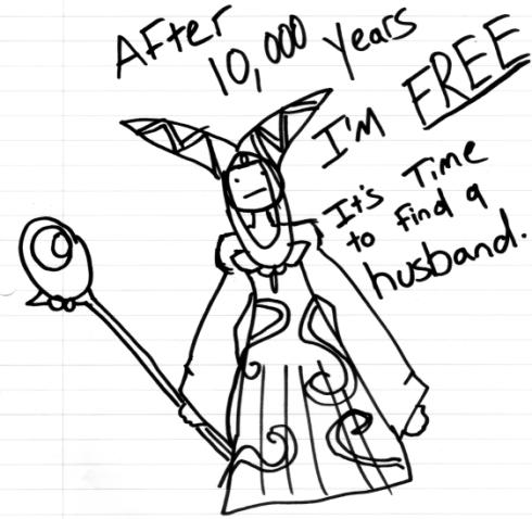 rita finds a husband