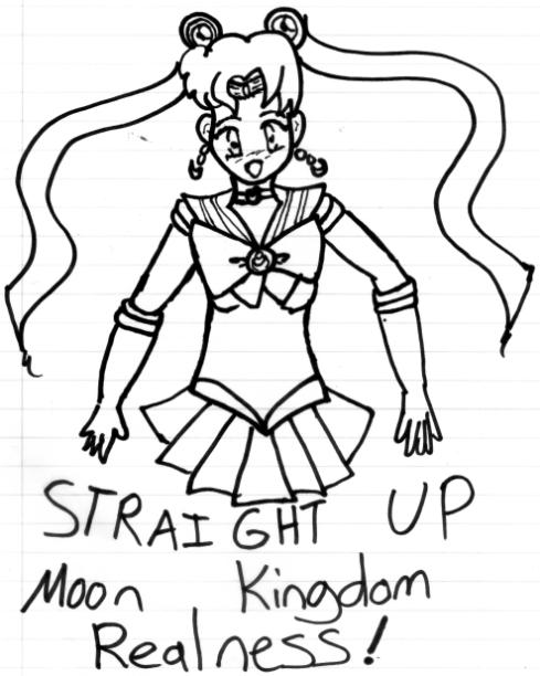 straight up moon kingdom realness