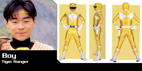 Hilariously enough, Trini's male counterpart in Zyuranger was literally named Boi.